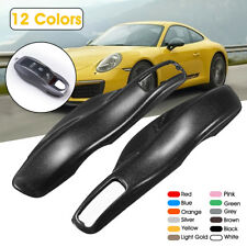 ABS Remote Key Fob Case Casing Side Housing Cover Replacement Shell For Porsche
