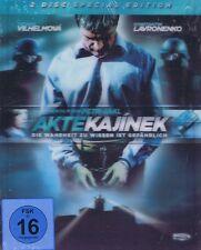 BLU-RAY NEU/OVP - Akte Kajinek - Die Wahrheit zu wissen ist gefährlich - 2 Discs