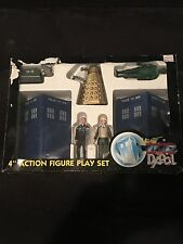 Doctor Who Dapol 7th Doctor Limited Edition Action Figure Gift Set!