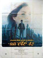 Plakat Kino Un Sommer 42 Robert Mulligan - 120 X 160 CM