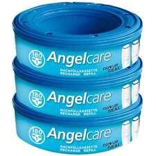 Angelcare 2315 Windeleimer Nachfüllkassette Ersatzkassette, 3er Pack