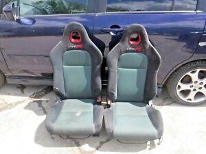 HONDA CIVIC TYPE R FRONT SEATS