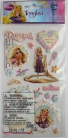 Tangled Puffy Rapunzel Fairy Tale Disney 3d Stickers
