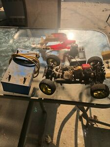 Kyosho Vintage Inferno DX Year 1991 Buggy Ready To Run Nice !!!