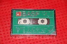 BASF  FERRO SUPER  LH I   90   BLANK CASSETTE TAPE (1) (SEALED)