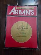 Arban's Complete Conservatory Method Trumpet Cornet 1982 Goldman Smith Gordon