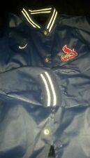 Boy's Navy Blue Nike Cardinal's Jacket - Size Medium - Reversible