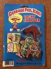 garbage pail kids Tacky Snapper