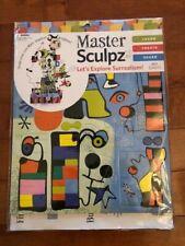 Master Sculpz Puzzle New Sealed - Let's Explore Surrealism