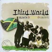Black,Gold and Green von Third World   CD   Zustand gut