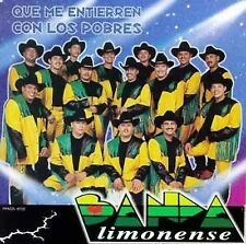 FREE US SHIP. on ANY 2 CDs! ~LikeNew CD Banda Limonense: Que Me Entieren Con Los