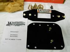WEEKEND WARRIOR ATV Winch Mount Kit #75-4920 - New in Box