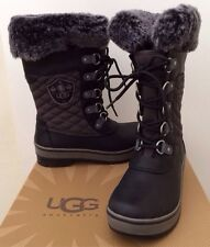 UGG BRYNN BLACK  women 6 (eu 37) 1001371 Wool liner NEW waterproof