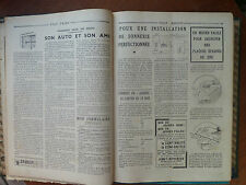 Former review diy ALL THE SYSTEM D 11 numbers 1939/1940
