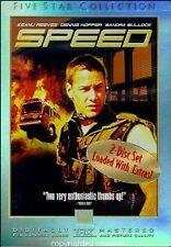 Brand New DVD Speed (Five Star Collection) Keanu Reeves Dennis Hopper Sandra B