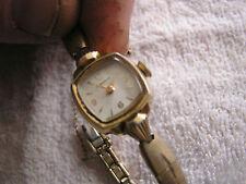 Vintage Caravelle Watch 17 Jewels Women's Ladies N3
