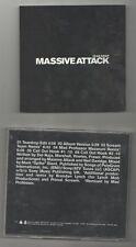 massive attack - tear drop promo cd