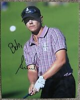 Signed ANNIKA SORENSTAM 8x10 PHOTO In-Person with proof LPGA Autograph