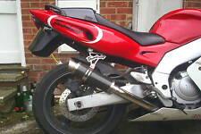 Yamaha THUNDERCAT YZF 600 1996-2004 A16 MOTO GP Carbon Exhaust & Link Pipe