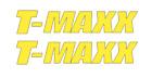 TRAXXAS T-MAXX T MAXX Decal Sticker RC Truck Graphic Body ( 2 PCS) NEW