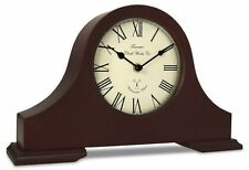 Acctim Wooden Desk, Mantel & Carriage Clocks
