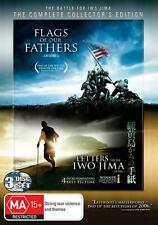 Flags of Our Fathers / Letters From Iwo Jima Clint Eastwood 3 Disc DVD Region 4