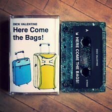 Dick Valentine - Here Come The Bags! CASSETTE TAPE Ltd Edition Electric Six 6