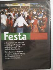 Festa  A Documentary about The Feast of the Blessed Sacrament in New Bedford, MA