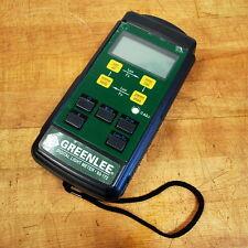 Greenlee 93-172 Digital Light Meter. - USED