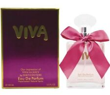 VIVA Women Perfume Eau De Parfum Natural Spray 100ml 3.3oz