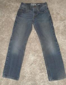 Boy's Signature LEVI STRAUSS & CO Blue Jeans,LEVI'S,Slim Straight Pants,10 Reg
