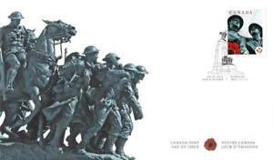 2009 Canada # 2342 🍁🌸 LEST WE FORGET 🌸 Flanders Fields 🌸🍁 FDC 🍁