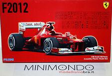 KIT FERRARI F2012 F1 2012 ALONSO MASSA 1/20 FUJIMI 09199 9199 091990