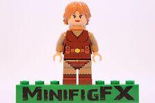 Lego SQUIRREL GIRL Custom Printed Minifig Marvel Superhero Doreen Allene Green