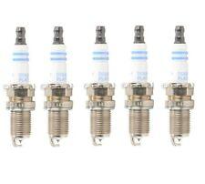Set of 5 Spark Plugs Bosch 8101 For BMW Isuzu Jaguar Mercedes Nissan Subaru