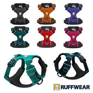 RUFFWEAR FRONT RANGE DOG HARNESS ALL COLOURS AND SIZES 2021 PUPPY
