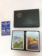 Vintage Lion Jacob's Bible Playing Cards MIB