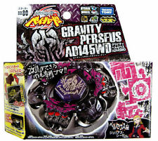 Beyblade TAKARA TOMY METAL FUSION BB80 Gravity Destroyer Perseus+LAUNCHER LR