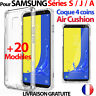 COQUE HOUSSE SAMSUNG GALAXY ETUI PROTECTION ANTICHOC SILICONE BUMPER CASE COVER