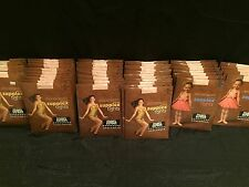 Dance Tights by Main Street Dancewear.  Classical Pink lot of 47 assorted sizes