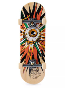Tech Deck Performance Series Wood Fingerboard FLIP Skateboard NEW 2020 HTF