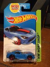 2014 Hot Wheels HW Workshop 2013 SRT Viper #203