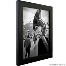 "Craig Frames 1WB3BK 10 x 13"" Home Decor Picture Frame Smooth Finish 1"" Wide Matt"