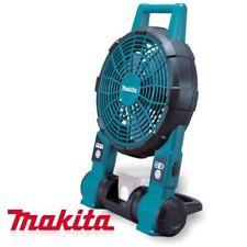 MAKITA Cordless Charged Fan DCF201Z=BCF201Z Body Only 18V 14.4V Li-ion_nV