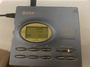 Sony MZ-R91 Personal MiniDisc Player
