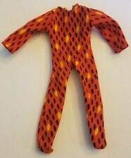 "Vintage Mego ~The Human Torch ~ Original OUTFIT ONLY for 8"" Action Figures WGSH"