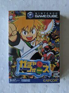 Nintendo GameCube Game - Gotcha Force - Brand New, Sealed!! Japan Import