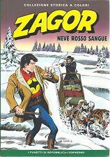 ZAGOR COLLEZIONE STORICA A COLORI 128