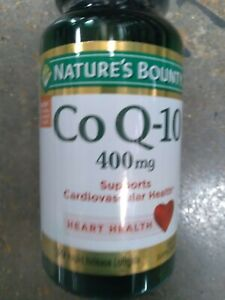 COQ 10 400 mg 40 Softgels Nature Made