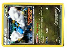 PROMO POKEMON STAFF BLACK & WHITE ALTARIA N° BW48 DRAGONS EXALTED